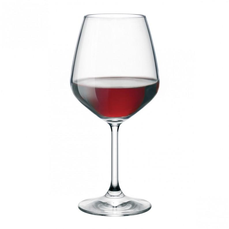 Bicchiere Divino Da Vino Rosso Cl 53 Pz 6