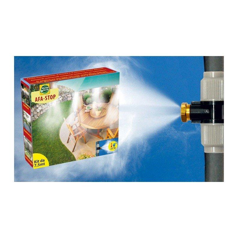 Nebulizzatore acqua per impianto domestico Afa stop 15