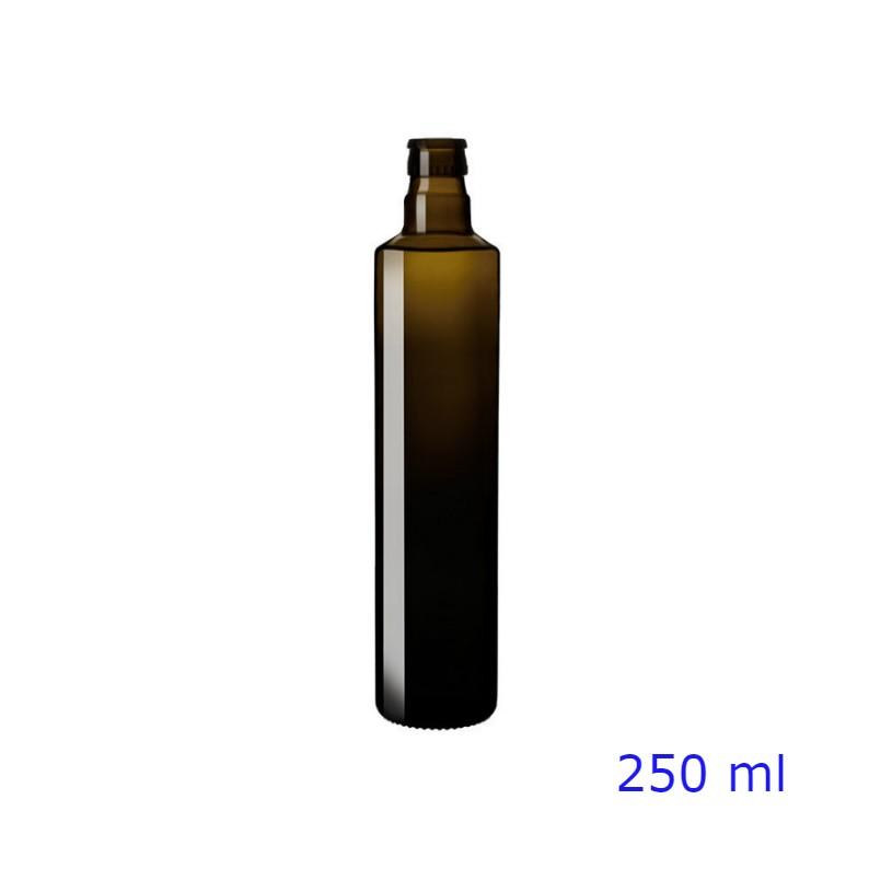 bottiglia dorica Dop 250 ml tappo guala