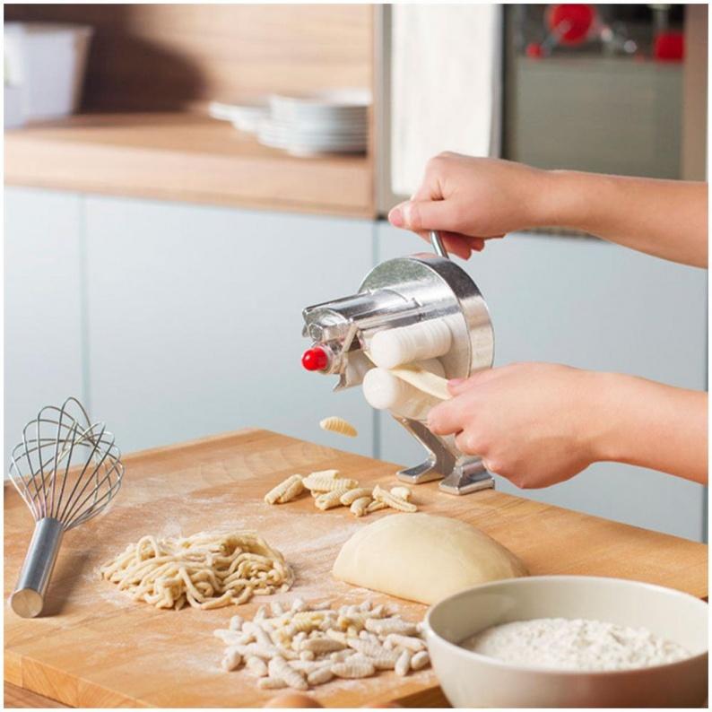 kit per pasta cavatelli con farina bio