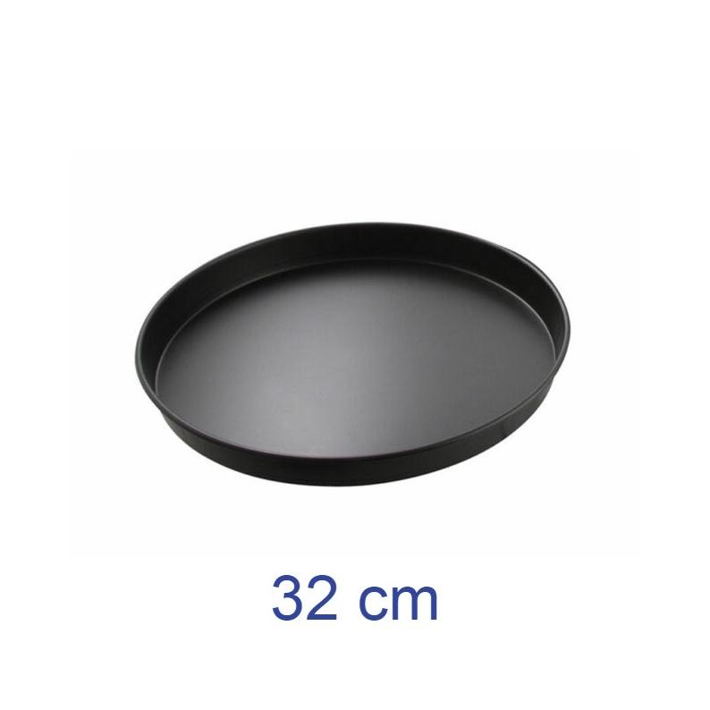 Teglia rotonda per pizza antiaderente da 32 cm
