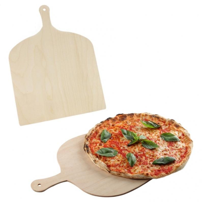 Paletta in legno per pizza fatta in casa cm 41x30
