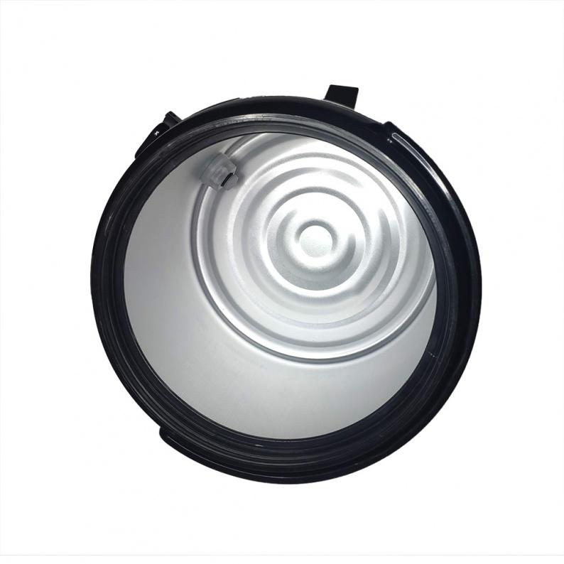 Interno inox del contenitore termico con rubinetto 6 lt