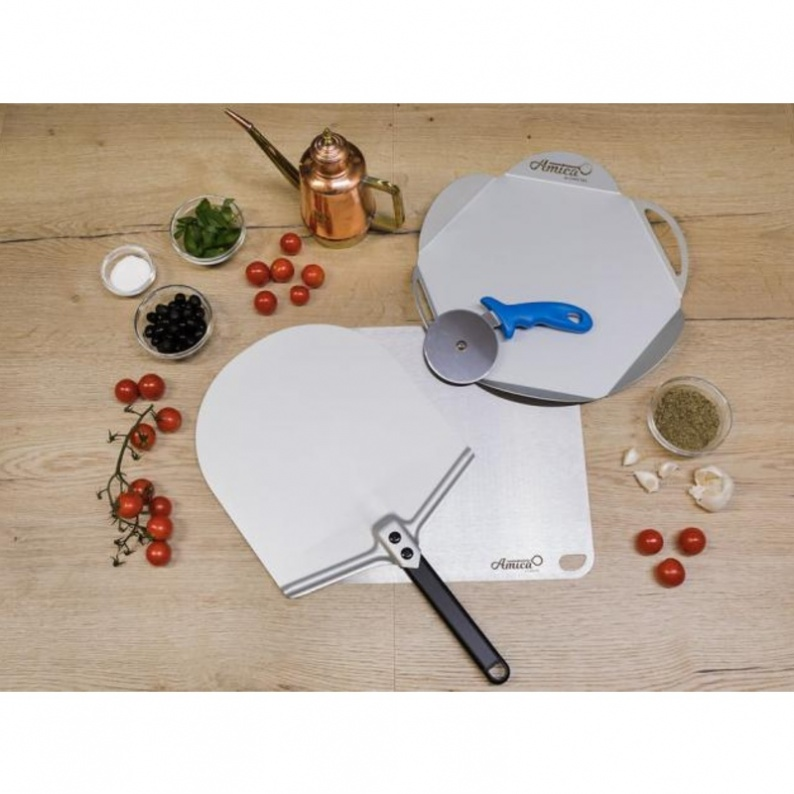 Kit attrezzature per fare la pizza a casa mia