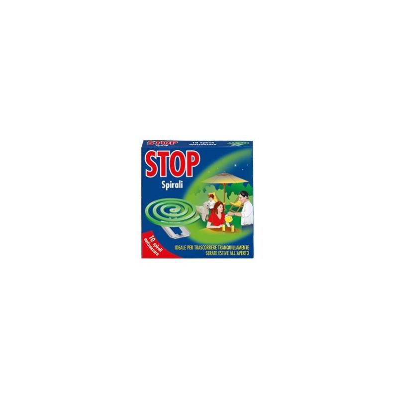 Spirale Stop anti zanzare da giardino 10 pz