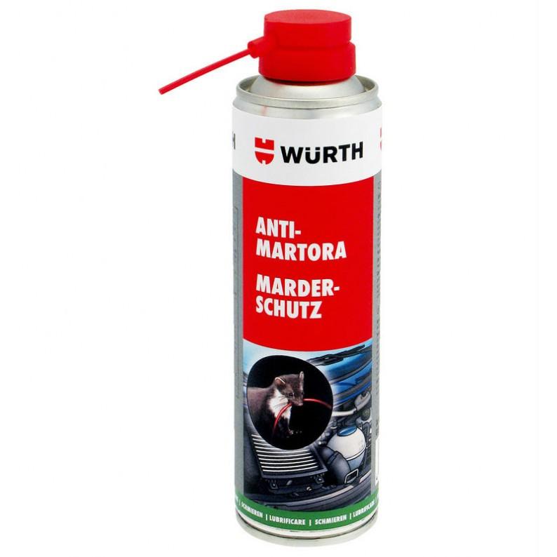 Wurth Spray repellente anti topo per motori auto moto camper
