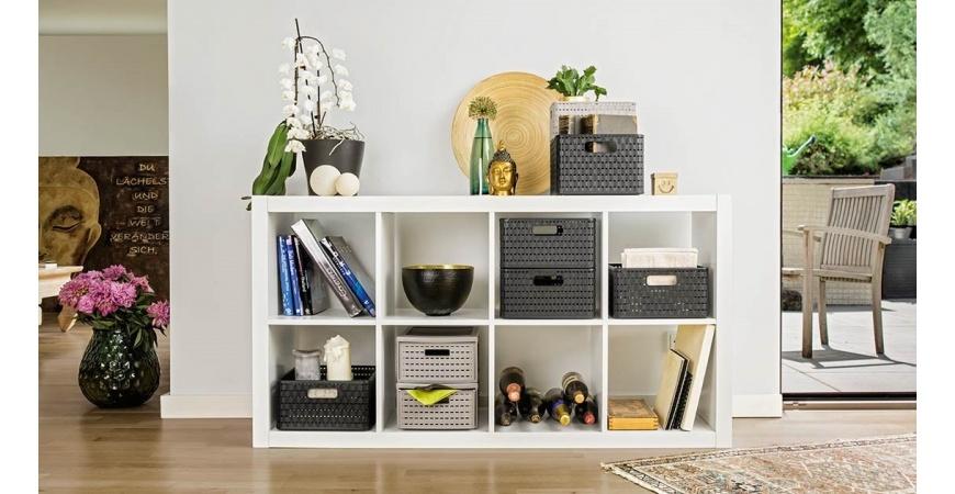 Ottimizza al meglio i tuoi spazi con gli accessori di design Rotho