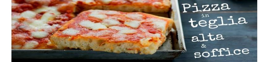 Teglie per pizza