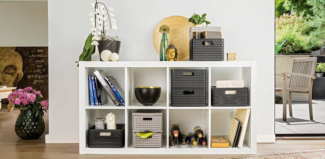 Rotho - contenitori e cassette per organizzare i tuoi spazi